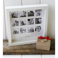 Personalised 'Our Anniversary' Photo Frame