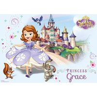Disney Sofia the First A3 2 Sided Placemat