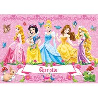 Disney Princess Tea Party A3 2 Sided Placemat