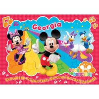 Mickey Mouse A3 2 Sided Placemat