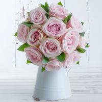 Bubblegum Pink Roses