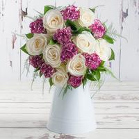 Tutu Carnation & Rose