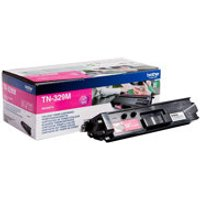 Brother TN329M - magenta - original - toner cartridge