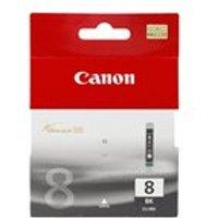 Canon CLI-8Bk - black - original - ink tank