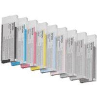 Epson T6066 - vivid light magenta - original - ink cartridge