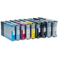 Epson T6055 - light cyan - original - ink cartridge