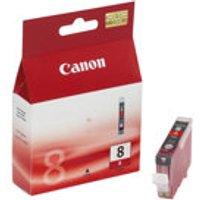 Canon CLI-8R - red - original - ink tank