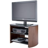 FW750-W Finewoods TV Stand in Walnut - Simply Electricals Gifts