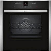 B57CR23N0B Slide & Hide Built-In Pyrolytic Single Oven