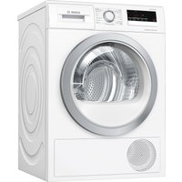 'Serie 4 Wtw85231gb 8kg A++ Heat Pump Condenser Tumble Dryer