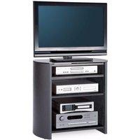 FW750/4-BV/B Finewoods HiFi TV Stand in Black Oak - Tv Gifts
