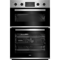 CDFY22309X Built In Electric Double Oven - Stainless Steel