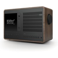 SuperConnect DAB Internet Radio With Spotify - Walnut / Black - Internet Gifts