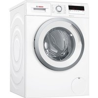 Serie 4 WAN24108GB 8Kg 1200 Spin A+++ Washing Machine - White - Simply Electricals Gifts