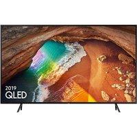 QE43Q60R (2019) 43 inch QLED 4K Ultra HD Premium Quantum HDR Smart TV - Tv Gifts