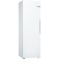 Serie 4 KSV36NW3PG 60cm 346 Litre A++  Tall Single Door Larder Fridge | White - Simply Electricals Gifts