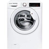 'H3w58te 8kg 1500 Spin Washing Machine - White