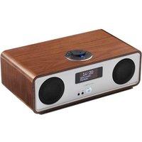 R2 Mk3 DAB, WiFi, Bluetooth Music System - Rich Walnut - Music Gifts