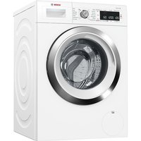 Serie 8 WAW325H0GB 9Kg 1600 Spin A+++ Washing Machine - White - Simply Electricals Gifts