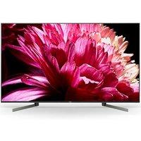 BRAVIA KD75XG9505BU (2019) 75 inch 4K Ultra HD HDR Smart LED Android TV - Tv Gifts
