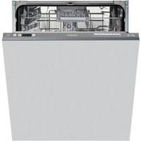 HEI49118C 60cm A+ Integrated Built-In Dishwasher