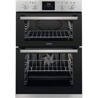 ZOA35660XK Built In Electric Double Oven - Stainless Steel
