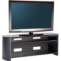 FW1350-BV/B Finewoods TV Stand in Black Oak - Simply Electricals Gifts