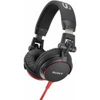 MDR-V55 RED DJ OVER-EAR HEADPHONES - Music Gifts