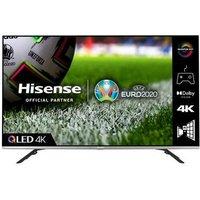 50E76GQTUK (2021) 50 Inch QLED 4K HDR TV