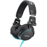 MDR-V55 BLUE DJ  HEADBAND HEADPHONES - Music Gifts