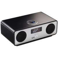 R2 Mk3 DAB, WiFi, Bluetooth Music System - Soft Black - Music Gifts