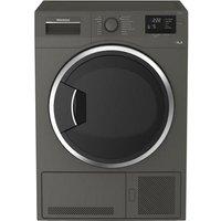 LTK28031G 8Kg B Rated Sensor Dry Condenser Tumble Dryer | Graphite
