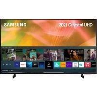 UE55AU8000KXXU (2021) 55 inch Smart 4K Crystal UHD HDR TV