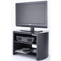 FW750-BV Finewoods TV Stand in Black Oak - Simply Electricals Gifts