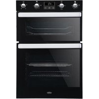 BI902FPBLK Built In Electric Double Oven