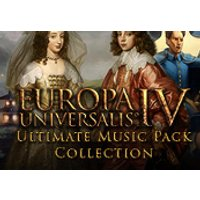 Europa Universalis IV - Ultimate Music Pack DLC Steam CD Key