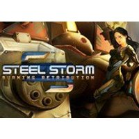 Steel Storm: Burning Retribution Steam CD