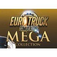 Euro Truck Simulator Mega Collection Steam CD Key - 9,40 €