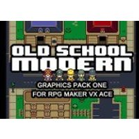 RPG Maker: Old School Modern Resource Pack Steam CD Key - 1,97 €