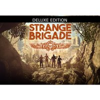Strange Brigade Deluxe Edition RU VPN Activated Steam CD Key - 18 41 €