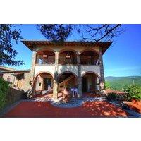 Vakantie accommodatie Bucine Toskana 6 personen