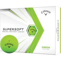 Supersoft Golfbälle