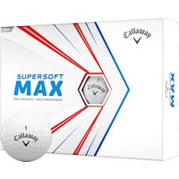 Supersoft Max Golfbälle