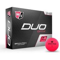 Staff Duo Optix Golfbälle