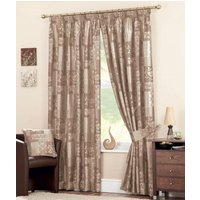 Natural Winchester Ready Made Lined Curtains