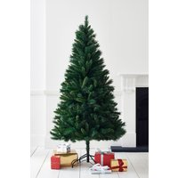 Next 6ft Forest Pine Christmas Tree - Green