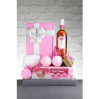 Next Zinfully Pink Gift Box From Le Bon Vin - Pink