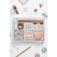 Next Stationery Accessory Set - Copper