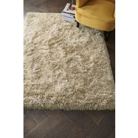 Next Collection Luxe Glimmer Rug - Natural