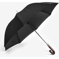 Mens Next Black Large Countryman Umbrella - Black
